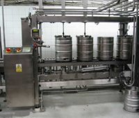 MP Keg 60 - Automatic internal washer and filler